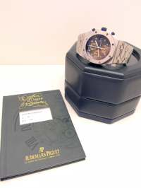 ROYAL OAK OFFSHORE Chrono Tropical 25721 Abbildung 11