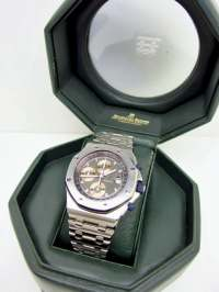 ROYAL OAK OFFSHORE Chrono Tropical 25721 Abbildung 12