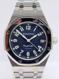 limited ROYAL OAK Nick Faldo 15190SP  Abbildung 8