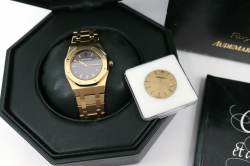 ROYAL OAK | 56271BA | 18k Gelbgold | Full Set | AP Service Mai 2020 Abbildung 10