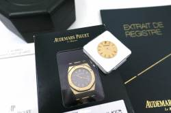 ROYAL OAK | 56271BA | 18k Gelbgold | Full Set | AP Service Mai 2020 Abbildung 12