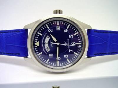 IWC Fliegeruhr UTC PLATINUM Limited Edition 500 Exemplare