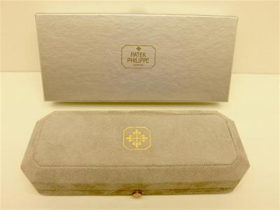 Seltene Box für Patek Philippe Lederband Modelle
