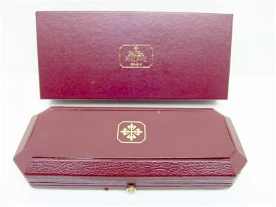 Box für Patek Philippe Lederband Modelle