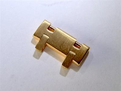 AUDEMARS PIGUET Armbandelement zur Ref. 5402BA Vintage Jumbo ROYAL OAK in 18k Gelbgold