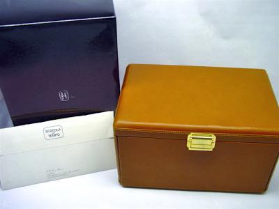 Scatola del Tempo Uhrenbeweger für 3 Uhren & Aufbewahrungsbox