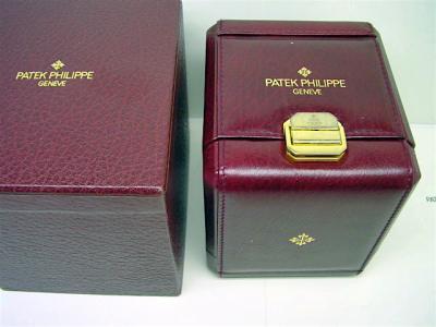 PATEK PHILIPPE / SCATOLA DEL TEMPO Uhrenbeweger für eine Uhr