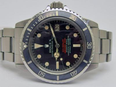 "ROLEX SEA DWELLER MKII ""Double Red"" Thin Case"