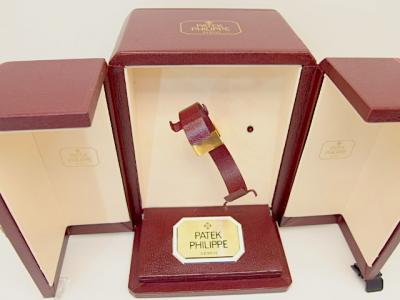 Rarität von PATEK PHILIPPE - der original Uhrenbeweger Modell FP657 u.a. zur Referenz 3448 / 3450 ewiger Kalender. Der Beweger befindet sich in einem sehr guten Zustand