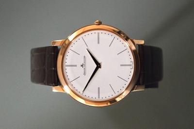 Jaeger LeCoultre Master Ultra Thin 1907 Referenz JLQ 1292520 in 18k Rosegold