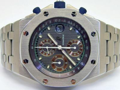 "AUDEMARS PIGUET ROYAL OAK OFFSHORE Chronograph ""Tropical"""
