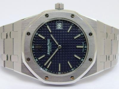 AUDEMARS PIGUET Jumbo ROYAL OAK Extra-Thin in Edelstahl