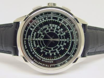 Limited Edition of the PATEK PHILIPPE multi-scale Chronograph Reference 5975P-001