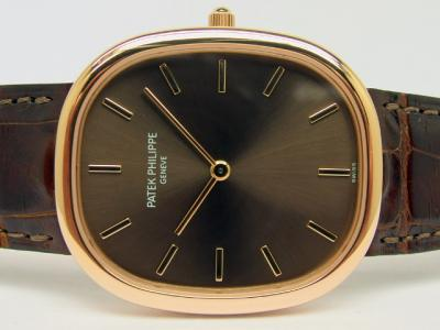 Patek Philippe ELLIPSE D'OR Referenz 3738/100R-001 in 18k Rosegold