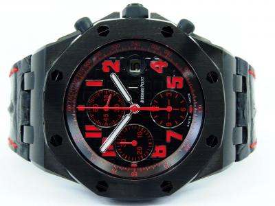 Limited AUDEMARS PIGUET ROYAL OAK OFFSHORE Chronograph LAS VEGAS STRIP