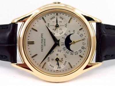 PATEK PHILIPPE Reference 3940 Perpetual Calendar in Yellowgold