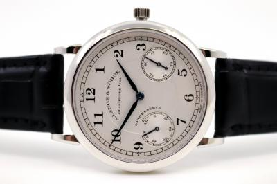 "pre owned A. LANGE & SÖHNE 1815 ""UP & DOWN"""