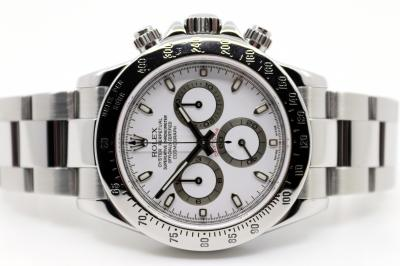 gebraucht ROLEX Cosmograph DAYTONA Chronometer in Stahl