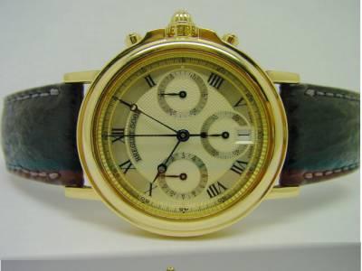 BREGUET MARINE Chronograph Referenz 3460 BA
