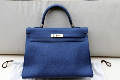 pre owned HERMÈS KELLY Bag 35