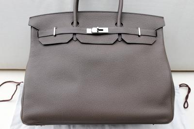 pre owned HERMÈS BIRKIN Bag 40