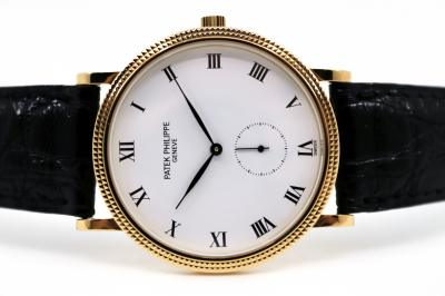 pre owned Limited Patek Philippe CALATRAVA