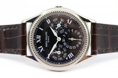 pre owned  PATEK PHILIPPE limited Perpetual Calendar