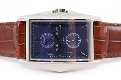 gebraucht PATEK PHILIPPE limitierte Millenium Watch TEN DAYS