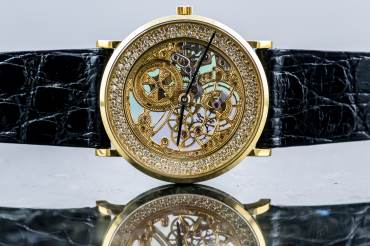 pre owned Vintage VACHERON CONSTANTIN Les Complications Collection