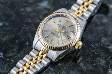 pre owned ROLEX Lady DATE JUST