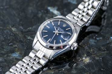 pre owned ROLEX Lady DATE