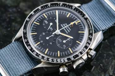 pre owned OMEGA SPEEDMASTER PROFESSIONAL Chronograph Moonwatch - pre Moon