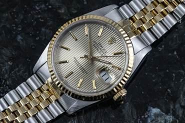 gebraucht ROLEX DATE JUST Chronometer