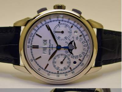 "Limitierte PATEK PHILIPPE ""MUNICH EDITION"" Referenz 5270G-015"